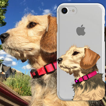 Personalised Custom Photo Phone Case Design Make Your Own Print Protective Hard Plastic Cover For Apple iPhone X