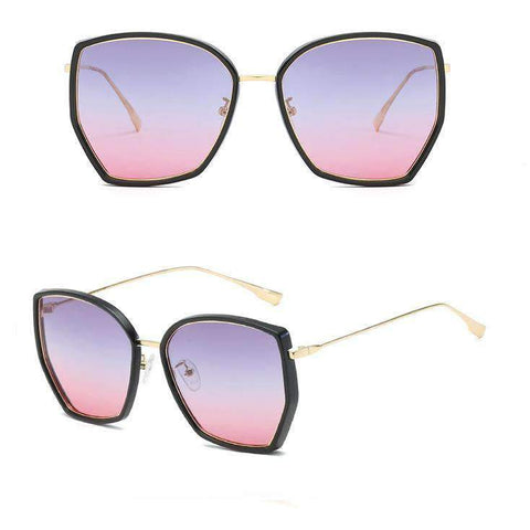 Classic Ombre Lens Polarized Sunglasses gallery 6