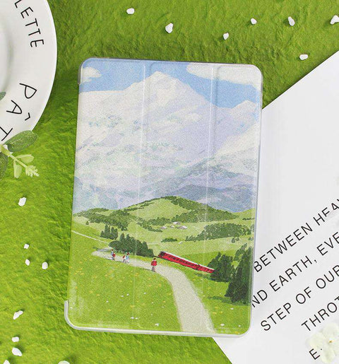 Literary Printed Apple iPad Cover Case gallery 2