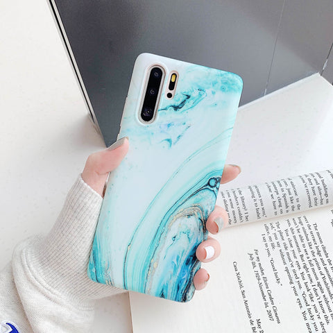 Frosted Motif Marble Phone Case for Samsung gallery 11
