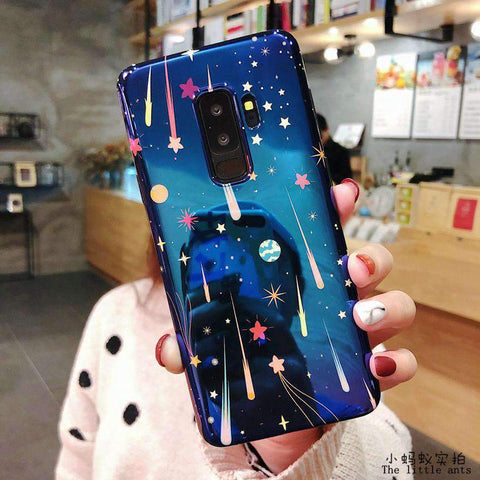 Creative Planet Phone Case for Samsung gallery 8