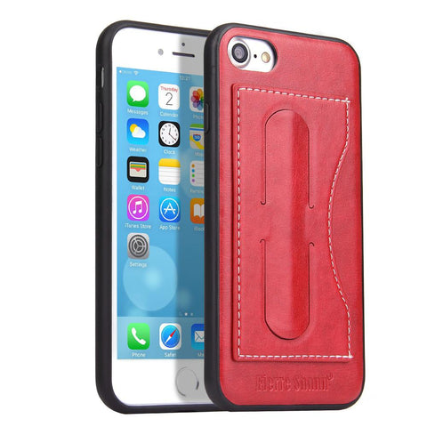 Business Style Samsung Phone Case with Card Holder & Mini Phone Holder gallery 3