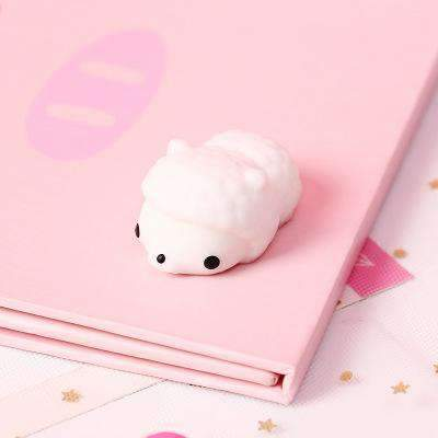 15Pcs Cute Soft Stress Relief Animals Squishy Toys gallery 13