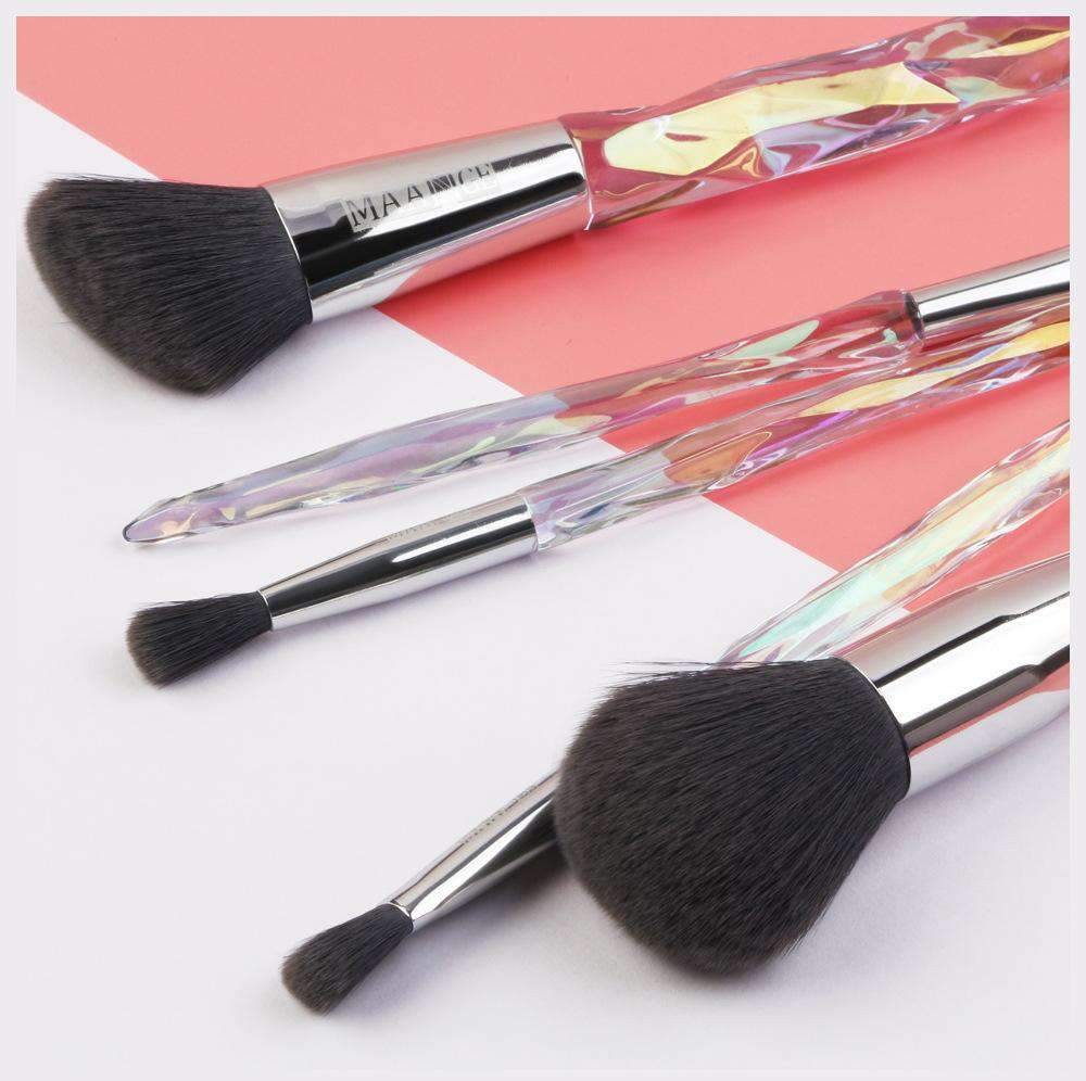 5Pcs Diamond Make-Up Brush