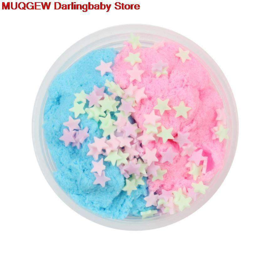 3 Barrels Cloud Mud Scented Sludge Slime Putty