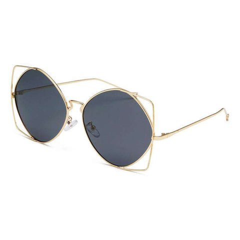 New Fashion Hollow Out Design Sunglasses gallery 5