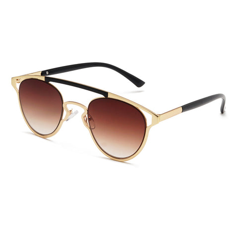 Kitty Shape One-Pieces Frame Sunglasses gallery 2