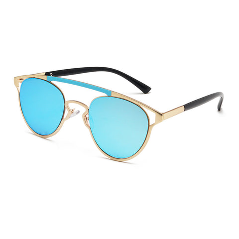 Kitty Shape One-Pieces Frame Sunglasses gallery 3
