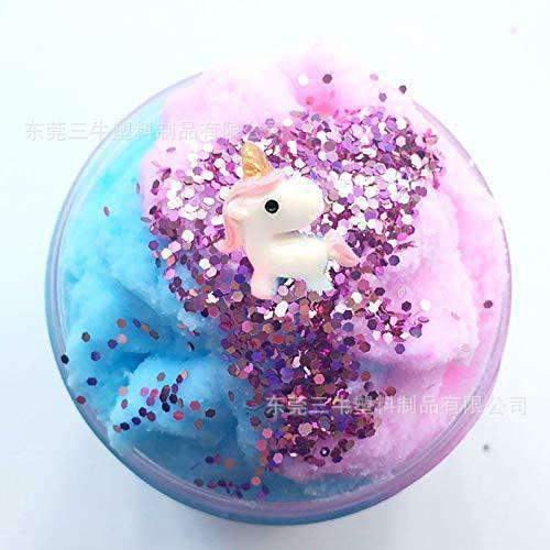 3Barrels Unicorn Dream Color Scented Sludge Slime Putty
