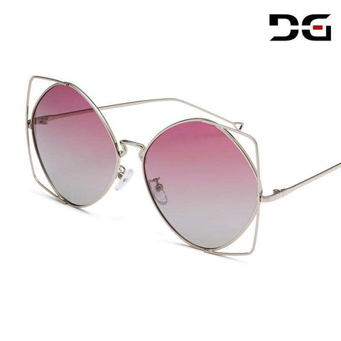 New Fashion Hollow Out Design Sunglasses gallery 3
