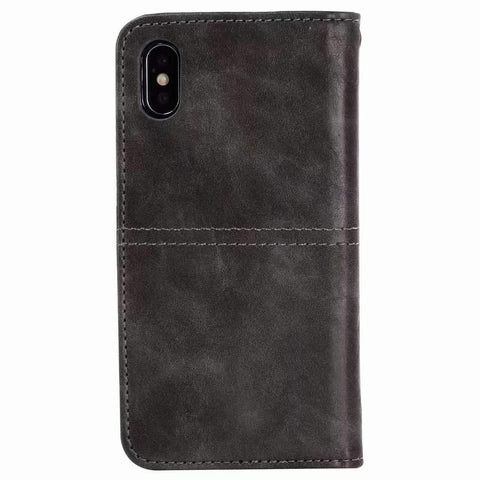 Retro Multi-functional Leather Phone Case for Samsung gallery 3