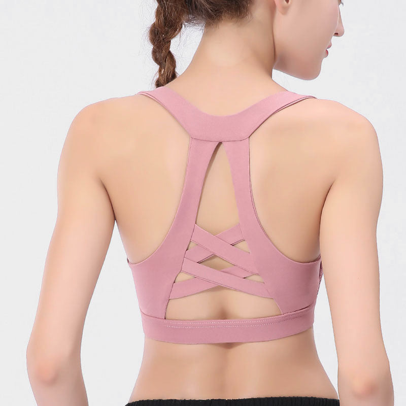 Medium Support Sports Weave Long Line Adapt the Strap Enlite Bra