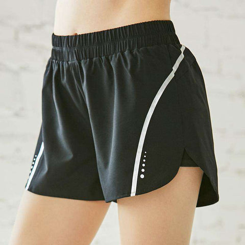 Padded Perspirant Spotrs Running Yoga Shorts gallery 5
