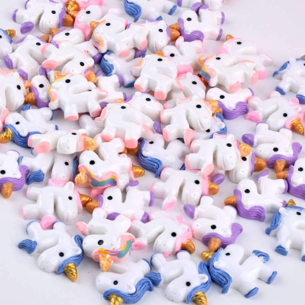 10*2 Cute Unicorn Ornament DIY Craft