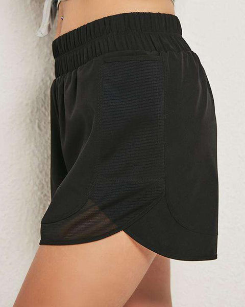 Loose Quick Dry Sports Yoga Running Shorts gallery 5