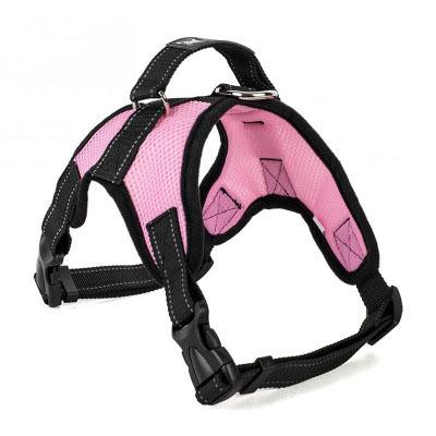 Explosion-Proof Cool Soft Mesh Dog Chest Strap