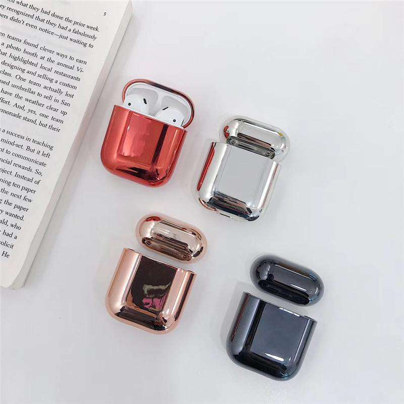 Luxury Electroplated Protective Case for AirPods