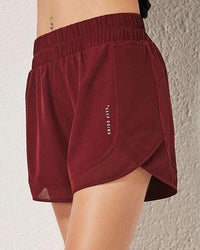 Loose Quick Dry Sports Yoga Running Shorts