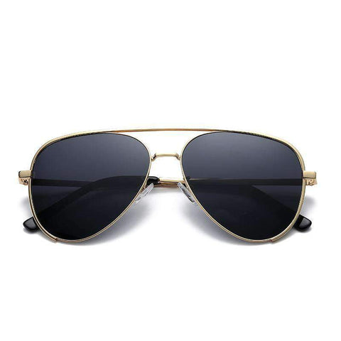 Double Layer Frame Aviator Sunglasses gallery 1