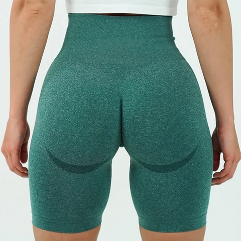 Flaming Deal - Beauty Contour Wide Waistband Sports Shorts gallery 12