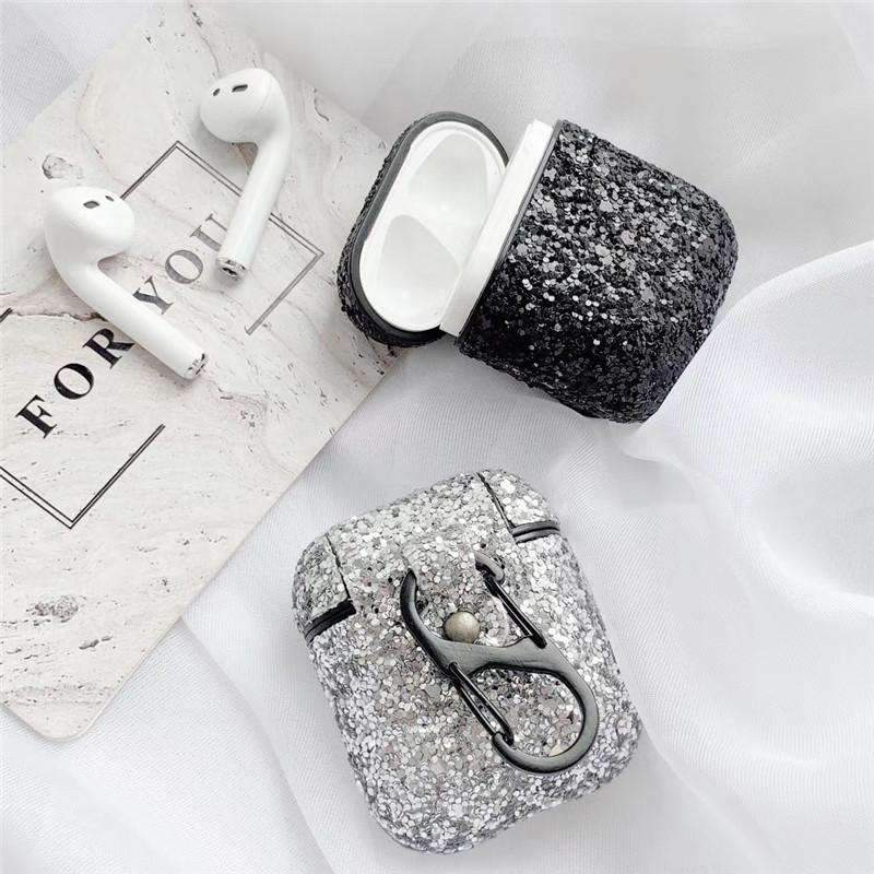 Bling Silicone Protective Case for AirPods