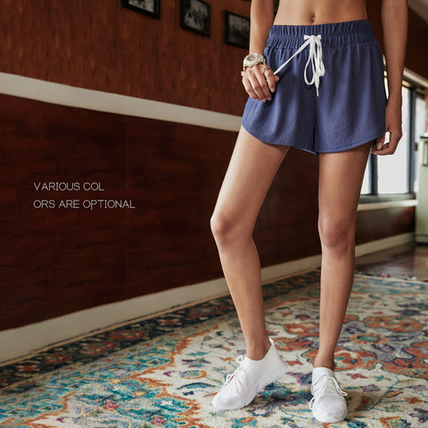 High Waist Quick-drying Sports Shorts gallery 2