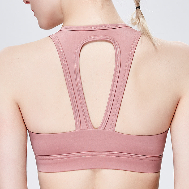 Long Line Adapt the Strap Wild High Neck Sports Bra