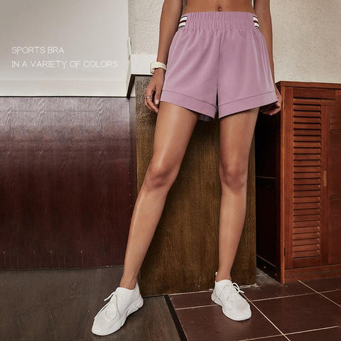 Breathable & Quick-drying with Stripe Printed Side Shorts gallery 7