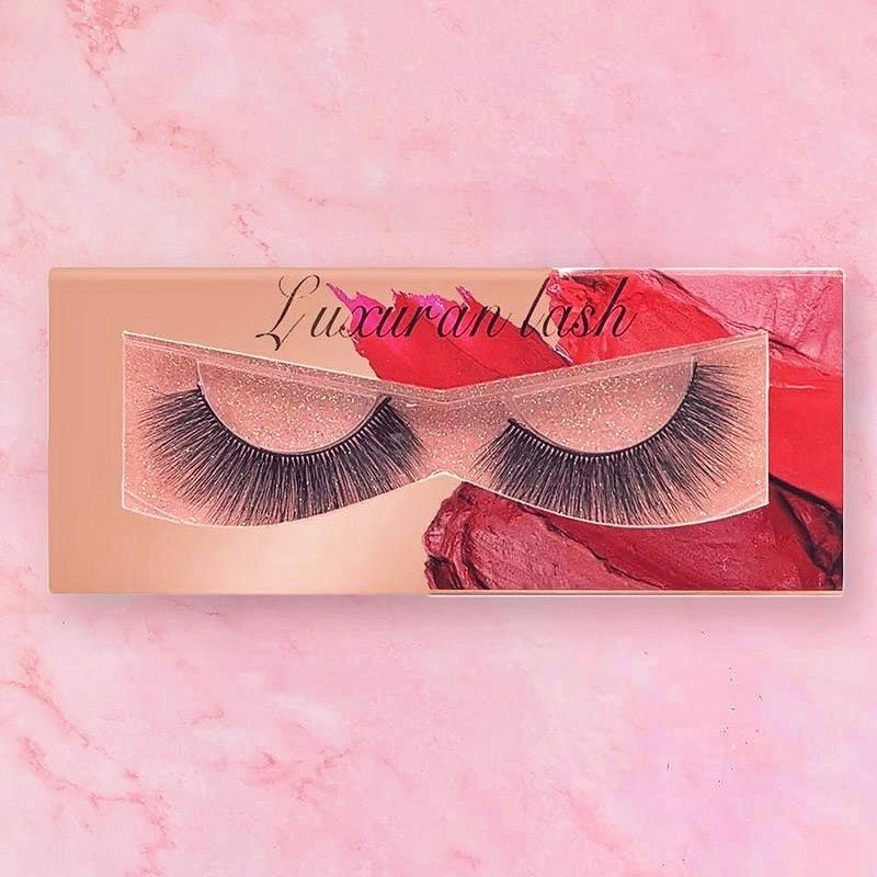 3 Pairs Fluffy Faux Mink 3D Long False Eyelashes Set