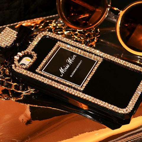 Luxury Perfume Design iPhone Case with Hand Strap gallery 8