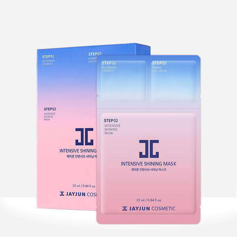 Jayjun - Intensive Shining Facial Mask