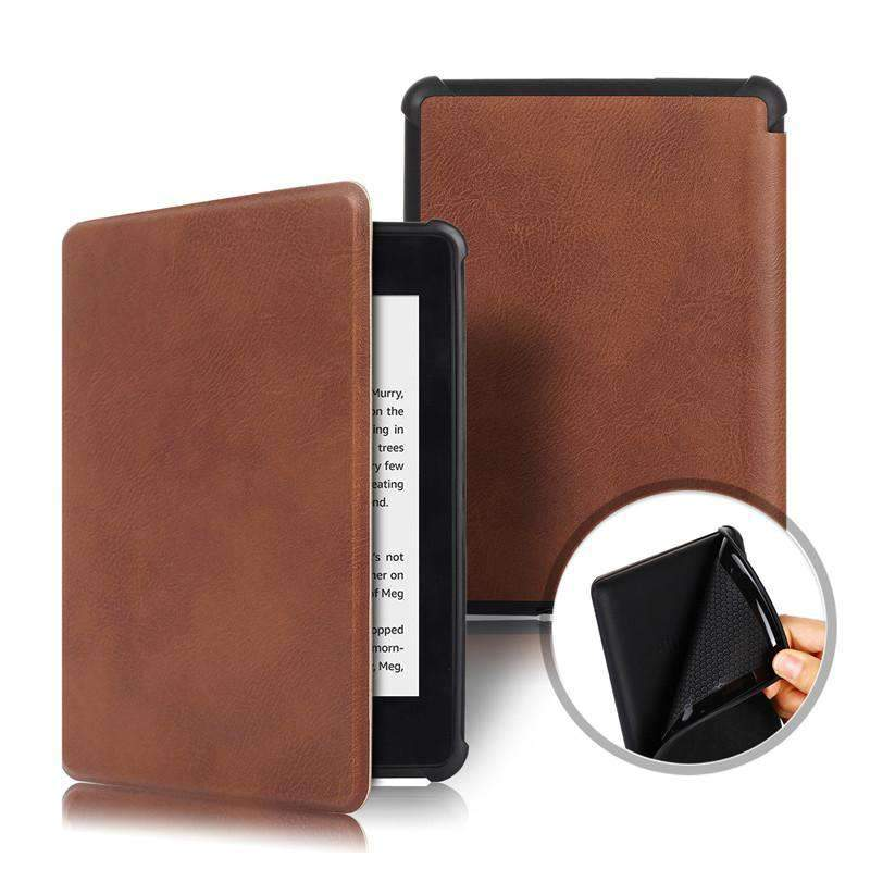 Contracted Pure Cover Protective Cover Case for Amazon Kindle Paperwhite 4