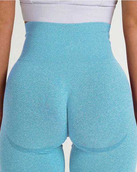 Beauty Contour Seamless Sports Shorts gallery 3
