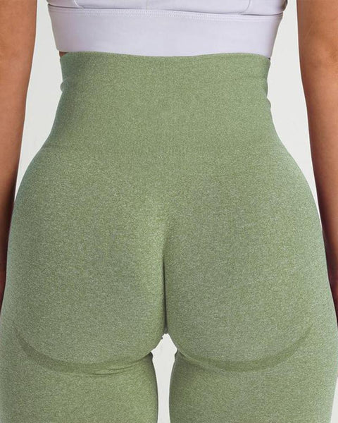 Beauty Contour Seamless Sports Shorts gallery 4