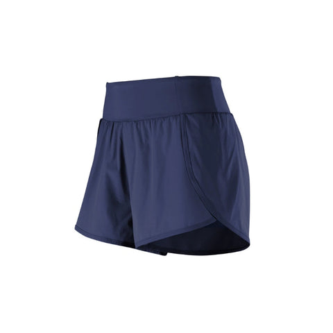 Pocket Patched Side Wide Waistband Sports Shorts gallery 16