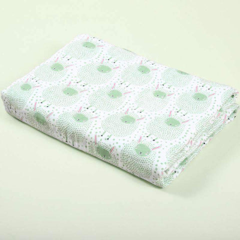 Muslin Swaddle Blankets With Cute Baby Friendly Cartoon Prints gallery 12
