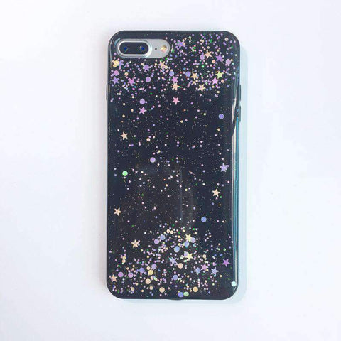 Dream Sequin Phone Case for Samsung gallery 6