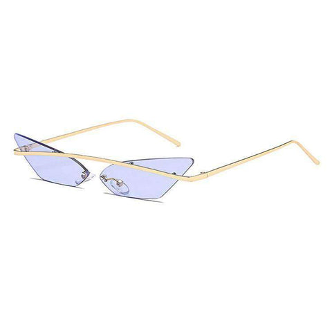 Butterfly Shape Lens Fashion Design Sunglasses gallery 8
