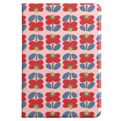 Literary Flower Painted Apple iPad Cover Case gallery 2