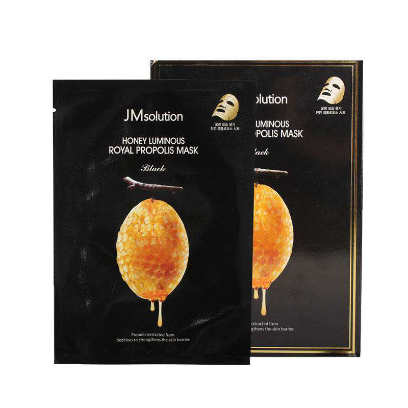 JM Solution - Honey Luminous Royal Propolis Mask