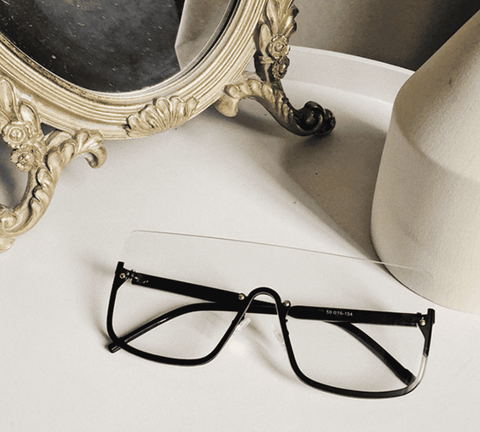 Chic Square Shape Windproof Lens with Half Frame Sunglasses gallery 16