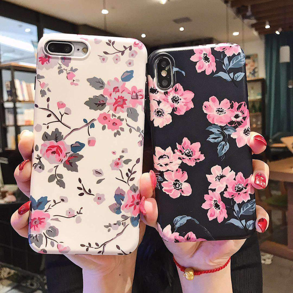 Chinese Style Floral iPhone Case