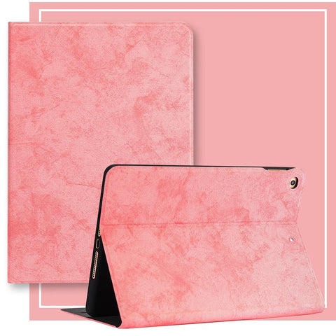 Pure Color Foldable Lightweight iPad Cover Case gallery 4