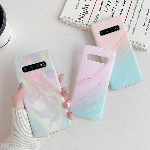 Marble Tie Dye Print Phone Case for Samsung gallery 2