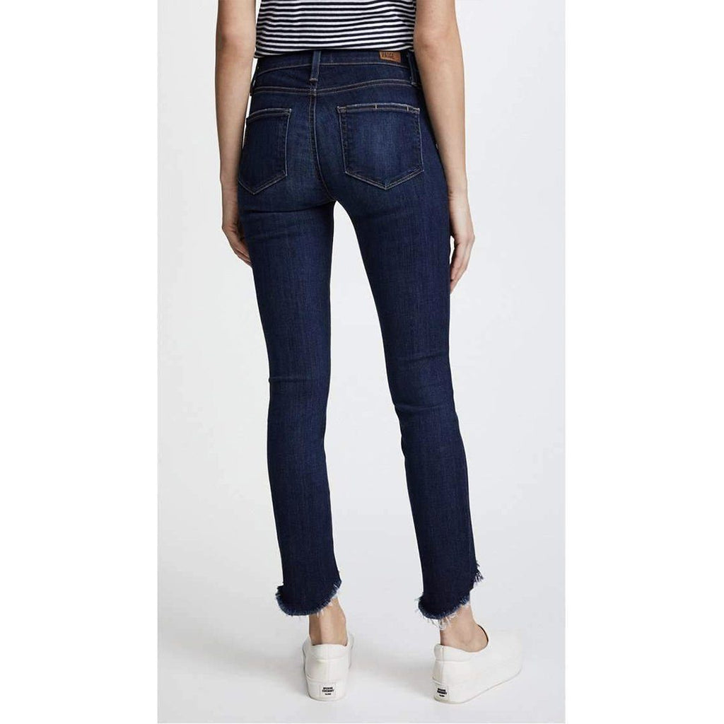 Buy One Get One 50% Off Capri High Waist Elastic Jeans