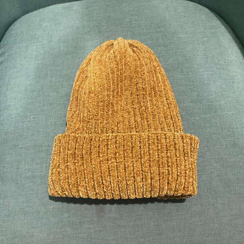Winter Thick Soft Chenille Knitted Woolen Hat gallery 10