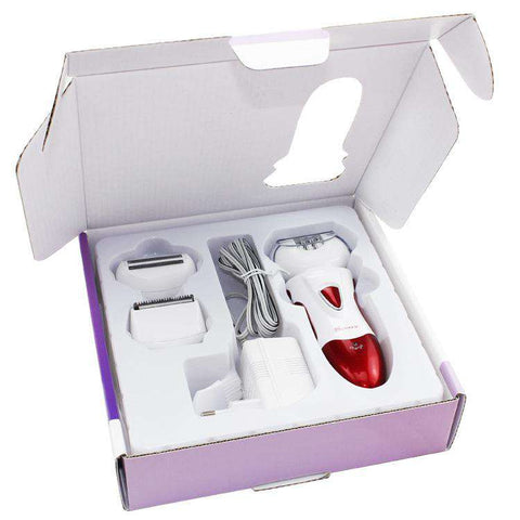 Rechargeable Electric Lady Shaver Hair Remover gallery 8