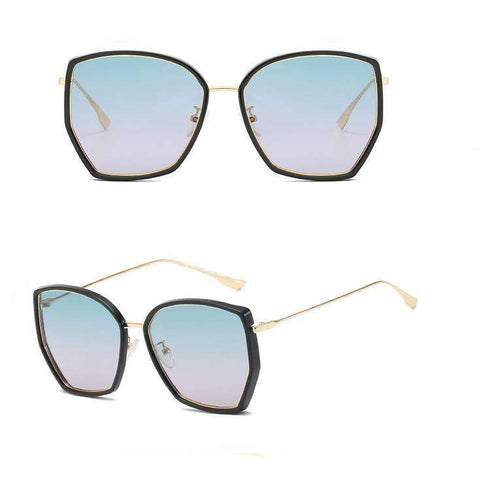 Classic Ombre Lens Polarized Sunglasses gallery 5