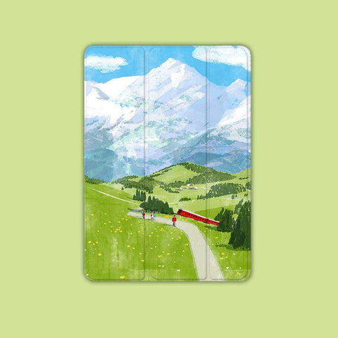 Literary Printed Apple iPad Cover Case gallery 1