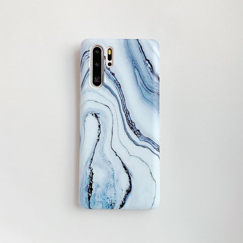 Frosted Motif Marble Phone Case for Samsung gallery 10